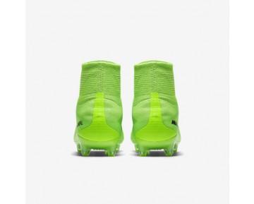 Chaussure Nike Mercurial Superfly V Ag-Pro Pour Homme Football Vert Électrique/Vert Ombre/Blanc/Noir_NO. 831955-305