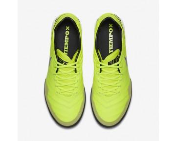 Chaussure Nike Tiempox Proximo Tf Pour Homme Football Volt/Volt/Blanc/Noir_NO. 843962-707