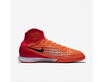 Chaussure Nike Magistax Proximo Ii Ic Pour Homme Football Cramoisi Total/Rouge Université/Rose Atomique/Noir_NO. 843957-805