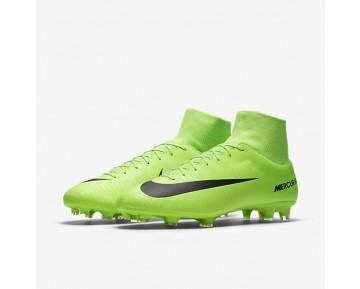 Chaussure Nike Mercurial Victory Vi Dynamic Fit Fg Pour Homme Football Vert Électrique/Citron Flash/Blanc/Noir_NO. 903609-303