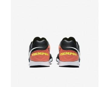Chaussure Nike Tiempo Mystic V Ic Pour Homme Football Noir/Hyper Orange/Volt/Blanc_NO. 819222-018