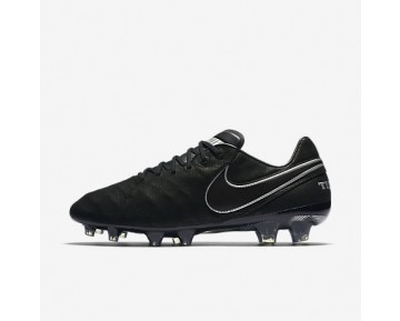 Chaussure Nike Tiempo Legend Vi Tech Craft 2.0 Fg Pour Homme Football Noir/Noir_NO. 852539-001