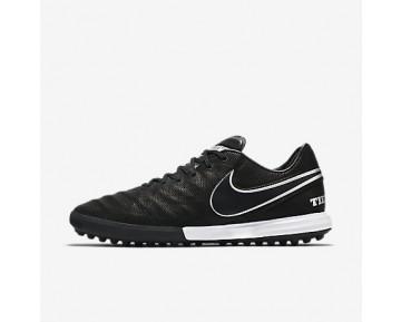Chaussure Nike Tiempox Proximo Tech Craft 2.0 Tf Pour Homme Football Noir/Argent Métallique/Gris Foncé/Noir_NO. 852541-001