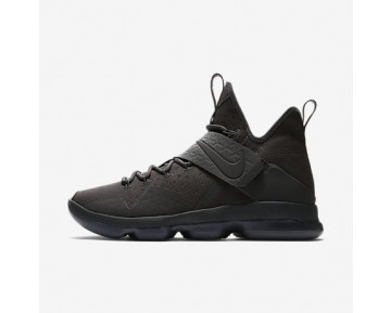 Chaussure Nike Lebron Xiv Lmtd Pour Homme Basketball Anthracite/Anthracite_NO. 852402-002
