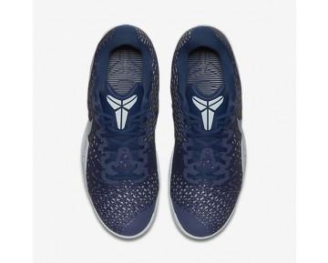 Chaussure Nike Kobe Mamba Instinct Pour Homme Basketball Bleu Souverain/Aluminium/Bleu Côtier/Teinte Bleue_NO. 852473-400