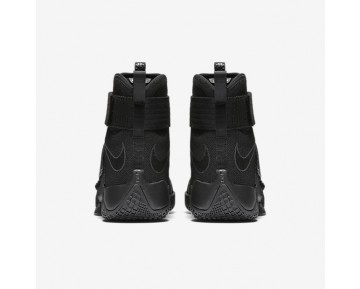 Chaussure Nike Zoom Lebron Soldier 10 Pour Homme Basketball Noir/Noir_NO. 44374-001