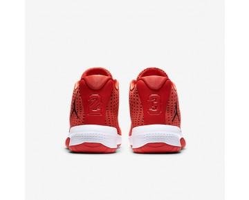 Chaussure Nike Jordan B. Fly Pour Homme Basketball Orange Max/Rouge Sportif/Blanc/Noir_NO. 881444-803