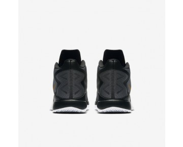 Chaussure Nike Zoom Evidence Pour Homme Basketball Anthracite/Noir/Blanc/Or Métallique_NO. 852464-005
