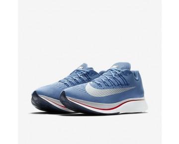 NIKE ZOOM FLY Chaussure de running pour Homme Cyclone Mer Égée/Bleu nébuleuse/Bleu orage/Blanc sommet 880848-402